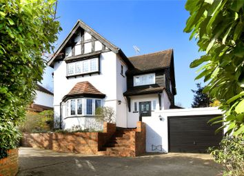 Thumbnail 4 bed detached house for sale in Kingsway, Chalfont St. Peter, Gerrards Cross, Buckinghamshire