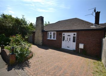 Thumbnail 3 bed detached bungalow for sale in Holtsmere Close, Garston, Watford