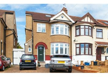 Thumbnail 3 bed end terrace house to rent in Ridgeway, Woodford Green