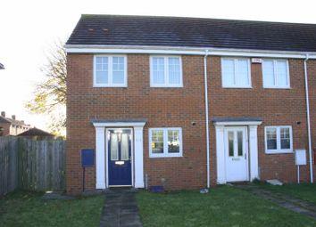 Thumbnail 3 bed property to rent in Kenton Lane, Central Grange, Newcastle Upon Tyne