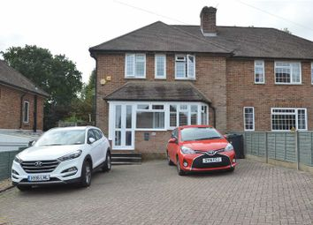 Thumbnail 3 bed semi-detached house for sale in Clover Hill, Coulsdon