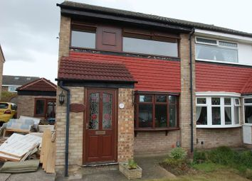 Thumbnail 3 bedroom semi-detached house to rent in Mersehead Sands, Acklam, Middlesbrough