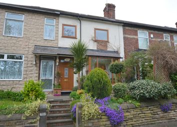 Thumbnail 3 bed terraced house for sale in Hasland Road, Chesterfield