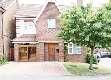 Thumbnail 5 bed detached house for sale in Claudius Close, Brockley Park, Stanmore