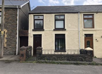 Thumbnail 3 bedroom end terrace house to rent in Bryn Road, Brynmenyn, Bridgend