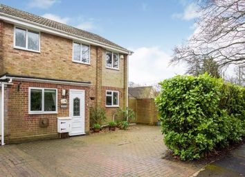 Thumbnail 3 bed end terrace house for sale in Lovedean, Waterlooville, Hampshire