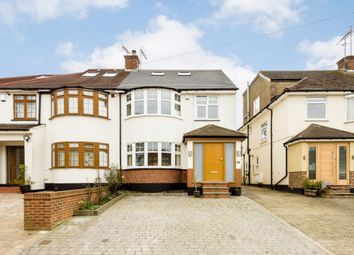 Thumbnail 4 bed semi-detached house to rent in Old Fold View, Barnet, London