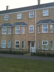 Thumbnail 4 bedroom town house to rent in Collinson Crescent, Sapley, Huntingdon