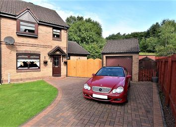 Thumbnail 3 bed semi-detached house for sale in Ravenscraig Court, Bellshill