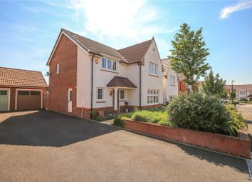 Thumbnail 4 bed detached house for sale in Hermitage Wood Road, Cheswick Village, Bristol