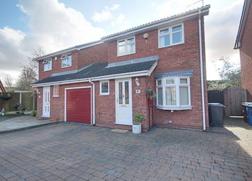 3 bed link-detached house for sale in Leicester Street, Long Eaton, Nottingham NG10