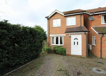 Thumbnail 3 bed detached house for sale in Harbourne Gardens, West End, Southampton