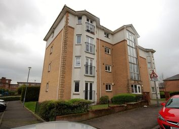 Thumbnail 2 bed flat for sale in Singer Road, Clydebank