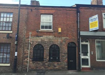 Thumbnail 1 bed property to rent in Cairo Street, Warrington