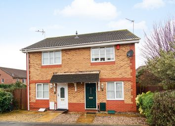 Thumbnail 2 bedroom semi-detached house for sale in 10, Knole Close, Cardiff, Caerdydd