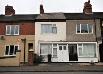 Thumbnail 3 bedroom terraced house for sale in Oxford Street, Coalville