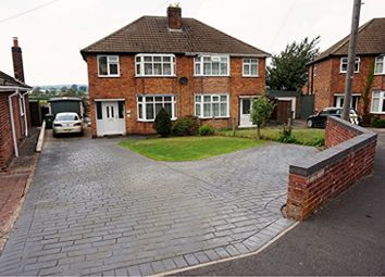 Thumbnail 3 bed semi-detached house for sale in Martin Close, Whitwick