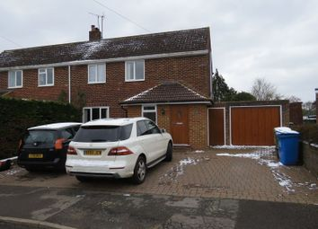 Thumbnail 3 bed semi-detached house to rent in Southwood Road, Cookham, Maidenhead