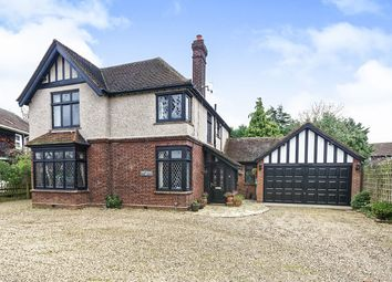 Thumbnail 4 bed detached house for sale in Greenlands Road, Staines