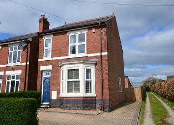 Thumbnail 4 bed property for sale in Western Road, Mickleover, Derby