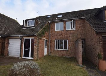 Thumbnail 4 bed semi-detached house for sale in Kynaston Avenue, Aylesbury