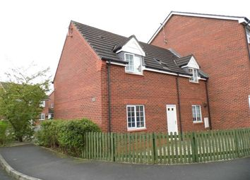 Thumbnail 2 bed flat to rent in Horton Way, Stapeley, Nantwich