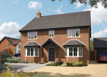 "Thumbnail 5 bed detached house for sale in ""The Winchester"" at Southam Road, Radford Semele, Leamington Spa"