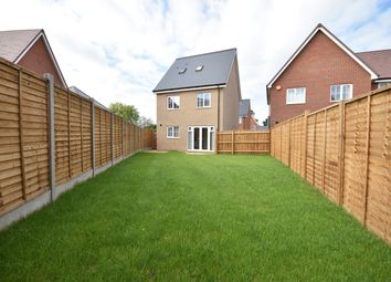 Thumbnail 4 bed detached house for sale in Myall Close, Heybridge, Maldon