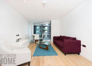Thumbnail 1 bed flat to rent in Three Riverlight Quay, Nine Elms Lane, Vauxhall, London