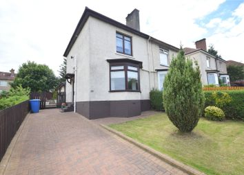 Thumbnail 3 bedroom semi-detached house for sale in Broomknowes Road, Balornock, Glasgow