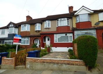Thumbnail 3 bed terraced house for sale in Girton Road, Northolt