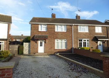 Thumbnail 3 bed property to rent in The Oval, Retford