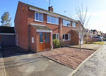 Thumbnail 3 bed semi-detached house for sale in Darell Gardens, Frampton On Severn, Gloucester