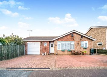 Thumbnail 3 bed bungalow for sale in Heather Gardens, Belton, Great Yarmouth, Norfolk