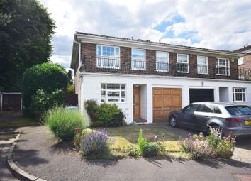 Thumbnail 4 bedroom semi-detached house for sale in Clavering Close, Twickenham