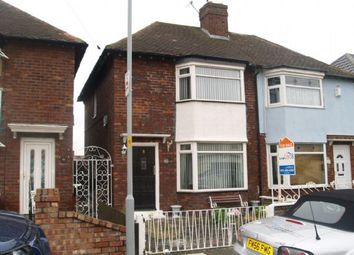 Thumbnail 2 bed semi-detached house for sale in Endsleigh Road, Brighton-Le-Sands, Liverpool