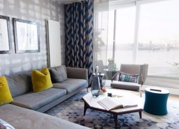 2 bed flat for sale in Royal Wharf, London E16
