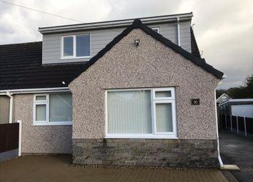 Thumbnail 4 bedroom semi-detached house to rent in Gaisgill Avenue, Morecambe, Lancashire