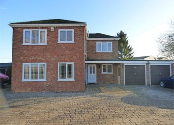 Thumbnail 3 bed detached house for sale in Broadgate, Weston Hills, Spalding, Lincolnshire