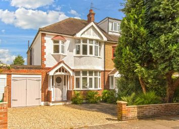Thumbnail 3 bed semi-detached house for sale in Grove Park Gardens, Chiswick, London