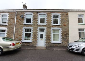 Thumbnail 4 bed terraced house for sale in Brooklyn Terrace, Llanhilleth, Abertillery