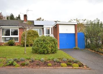 Thumbnail 2 bed semi-detached bungalow for sale in Meadow Gardens, Crediton, Devon