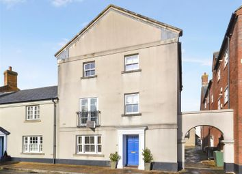 Thumbnail 4 bedroom end terrace house for sale in Challacombe Street, Poundbury, Dorchester
