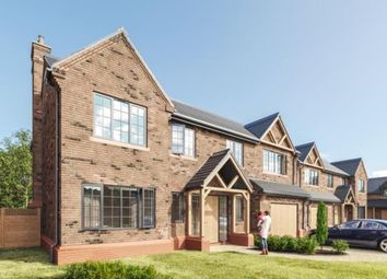 Thumbnail 5 bed detached house for sale in The Stables, Raby Road, Thornton Hough, Wirral