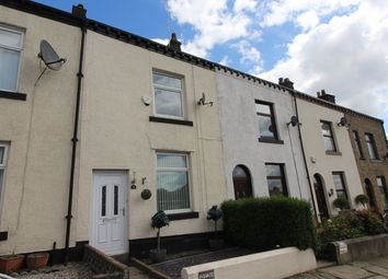 Thumbnail 2 bedroom terraced house for sale in Collins Street, Walshaw, Bury