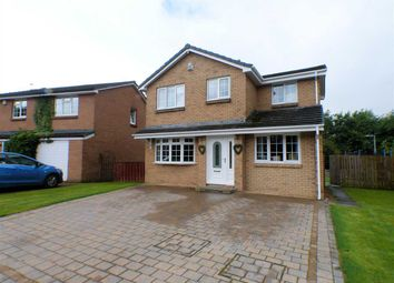 Thumbnail 4 bed detached house for sale in Keswick Road, Newlandsmuir, East Kilbride