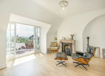 Thumbnail 3 bed flat for sale in Wedderburn Road, Hampstead