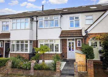 Thumbnail 4 bed terraced house to rent in Cambridge Crescent, Teddington, Greater London