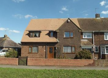 Thumbnail 4 bed semi-detached house for sale in Holly Road, Wainscott, Rochester, Kent
