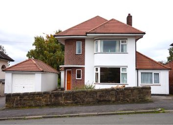 Thumbnail 4 bed detached house for sale in Hollies Road, Derby